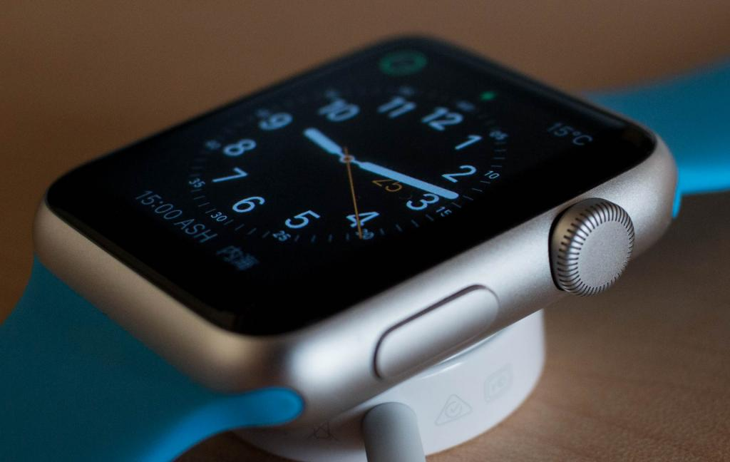 Smart watches are growing in popularity